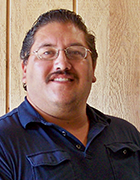 Frank Martinez, Field Operations Manager